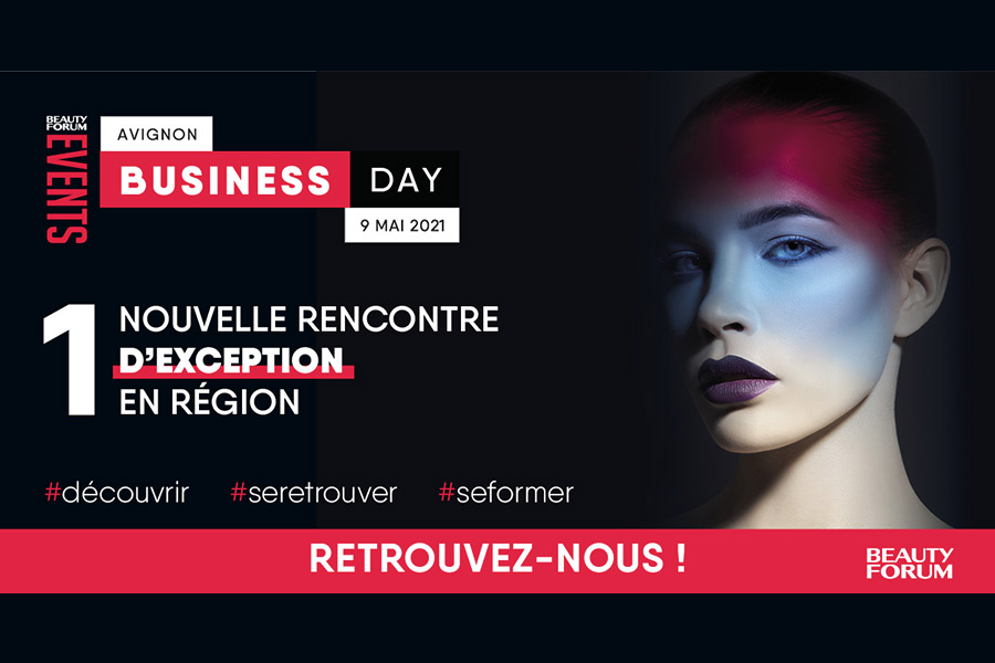 Beauty Business Day région Provence Côte d'Azur | Avignon le 09 mai 2021
