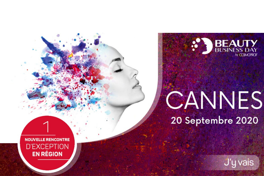 RDV au Beauty Business Day de Cannes le 20 Septembre 2020