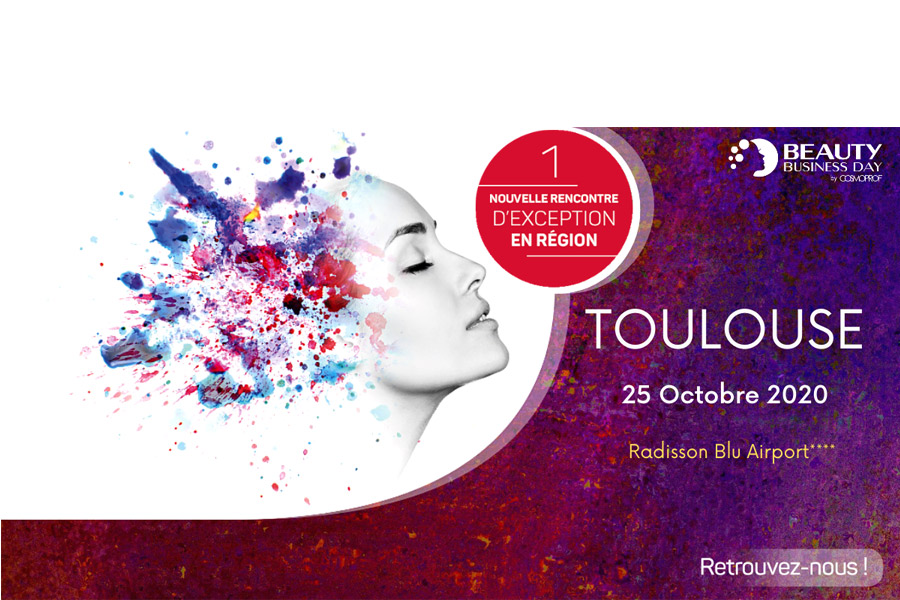 Corpoderm vous donne RDV au Beauty Business Day de Toulouse